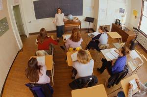 クラスの授業