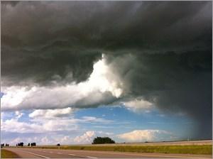カミナリ雲