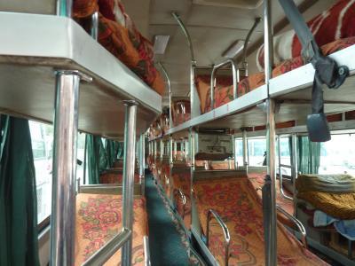 バスの客席